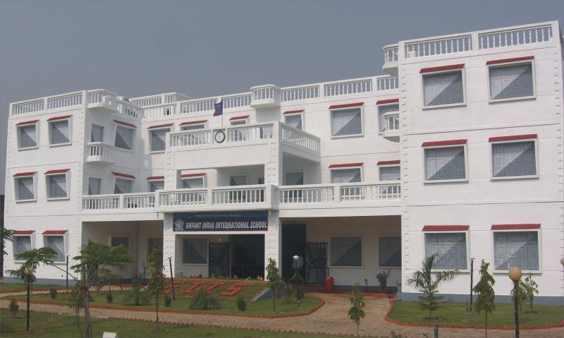 Enfant India International School - Kichhauchha